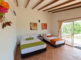 Experiencia Viva Hotel Campestre, La Mesa Norte (Las Mercedes yakınında)