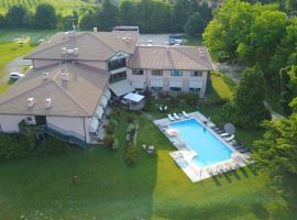 Hotel Al Ponte, Gradisca d'Isonzo (Mariano del Friuli yakınında)