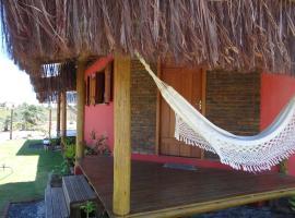 Casas Belas de Taipu, Barra Grande (Tabatinga yakınında)