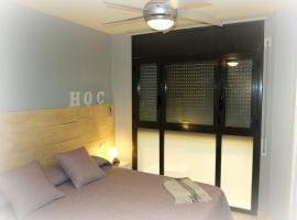 Apartament Sant Roc, Olot (La Pinya yakınında)