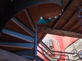 Hotel Rural Casa de Las Campanas, Салинас-де-Писуэрга