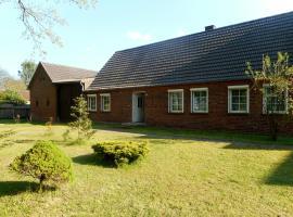 Ferienwohnung Hille, Arendsee (Wanzer yakınında)