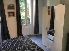 Appartement Aubusson, Обюссон (рядом с городом Saint-Maixant)
