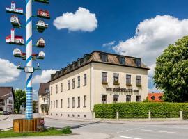 Hotel Grünwald, Münih (Aubing yakınında)