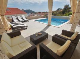 Holiday Home Brna 13943