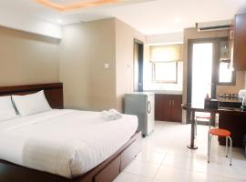 Kebagusan City Affordable Studio By Travelio, Джакарта (рядом с городом Kebagusan)