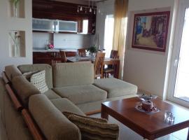 City Apartment with Sea View, Салоники (рядом с городом Анхиалос)