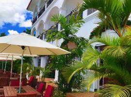 Little Italy Hotel, Nuku'alofa (in de buurt van Ha'alalo)