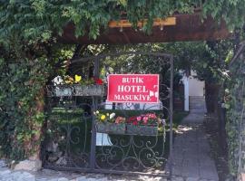 Butik Hotel Maşukiye