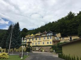 Pension Bergterrasse, Sitzendorf