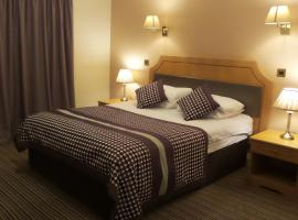 Parkside International Hotel, Reading