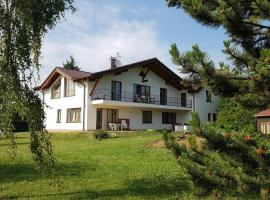 Pension Klanovicko, Šestajovice (Nehvizdy yakınında)