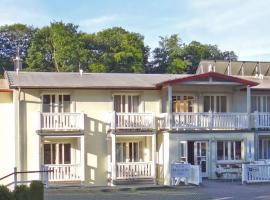 Hotel Pension Bellevue, Bad Doberan