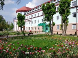 Sanatoriy Belorusochka, Zhdanovichi (Semkovo yakınında)