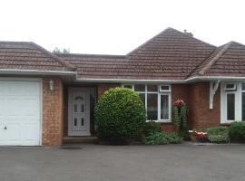 Crescent Cottage B&B, Питерсфилд (рядом с городом Liss)