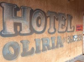Hotel Oliria, Cidade Ocidental (Luziânia yakınında)