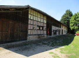 La Closerie, Saint-Nizier-le-Bouchoux (рядом с городом Servignat)