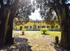 Villa San Dalmazio, Tognazza