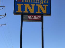 Ballinger Inn, Ballinger