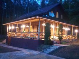 Lesnoy Holiday Home, Bildžiai (Astravyets yakınında)