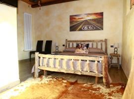 LA 104 Western House, San Daniele del Friuli (Valeriano yakınında)