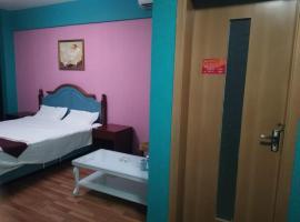 Kangfute Hotel, Pidu