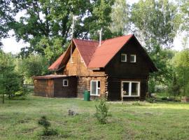 Country House Lesnaya 14, Medna (Znamenka yakınında)