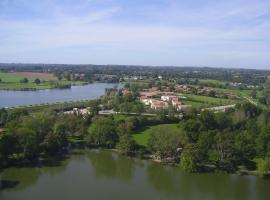 Pescalis Résidence Les Maisons du Lac, Moncoutant (рядом с городом Мутье-су-Шантмерль)
