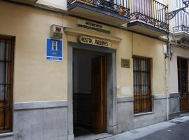 Residencia Jardines, Granada