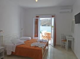 Hotel Agnadi, Amorgós