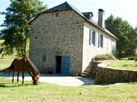 charmant moulin, Saint-Julien-aux-Bois (рядом с городом Saint-Cirgues-la-Loutre)