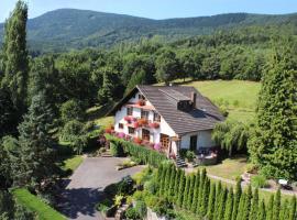 La Maison Fleurie, Dieffenbach-au-Val (рядом с городом La Vancelle)