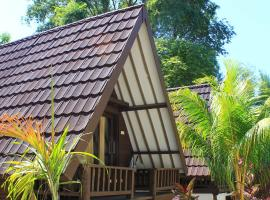 Brown Bean's House, Gili Trawangan