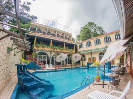Hotel Ribiera del Lago Peten Itza, Jobompiche