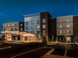 Fairfield Inn & Suites by Marriott Florence I-20, Florence