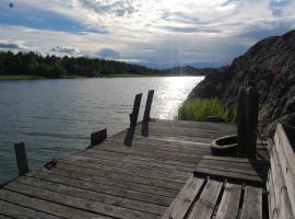 Överösunds Stuga, Фёглё (рядом с городом Sommarö)