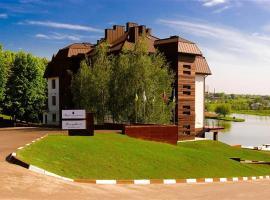 Парк-Отель Швейцария, Обаров