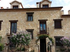 Casa rural Marcelina, Beteta (Poveda de la Sierra yakınında)