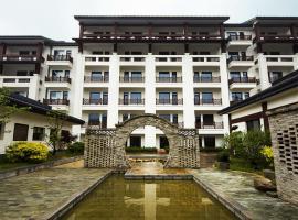 Oriental Hot Spring Resort Dalian, Jinzhou (Shihemanzu yakınında)