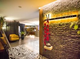 Zhangjiajie My Style Hotel