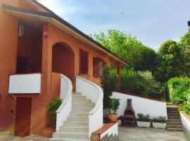 Villa Enza, Gaggiano (Gudo Visconti yakınında)