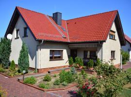 Am Waldrand Spreewald, Burg (Werben yakınında)