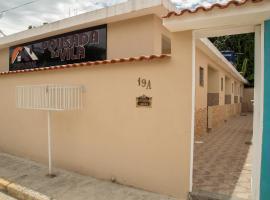 Pousada da Vila Xerem, Xerém (Vila Equitativa yakınında)