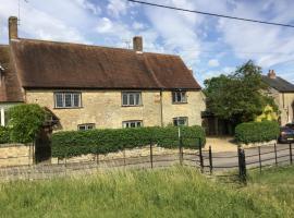 Cross Lane Cottage, Weston Underwood (рядом с городом Stoke Goldington)