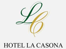 Hotel La Casona, Santa Rosa de Calamuchita