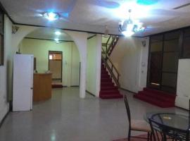 Nass Lodge, Sunyani (рядом с городом Odumase)