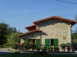 La Casina Holidays House, Pieve Fosciana (Fosciandora yakınında)