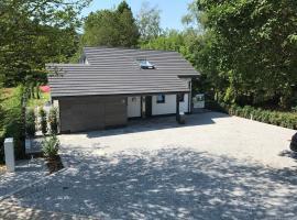 Das Haus am See, Edersee (Bringhausen yakınında)