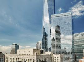 Featured Hotels Near One World Trade Center Show Map Four Seasons Hotel New York Downtown