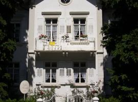 Villa Martha, Badenweiler (Niederweiler yakınında)